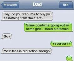 Ultimate �Burn�-15 Hilarious Texts From Parents That Will Make You Lol