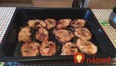 Výborný tip na perfektný obed pre celú famíliu. Meat, Chicken, Cubs