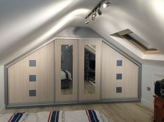 Angled door wardrobes | Slideglide - Sliding wardrobes and storage solutions provider | Ireland, Kilkenny, Dublin, Nenagh, Limerick, Cork, Donegal