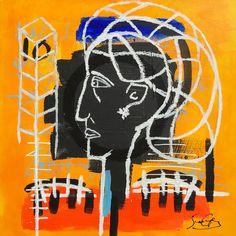 Soren Grau - Urban Fragment no. Yellow Artwork, International Artist, Affordable Art, New Art, Original Artwork, Contemporary Art, Street Art, Abstract Art, Sculptures