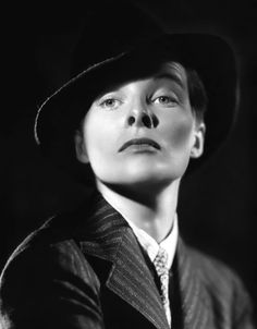 Katharine Hepburn in Sylvia Scarlett (1935, RKO)