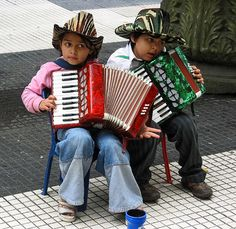 Argentina Street Musicians by bellafotosolo, via Flickr