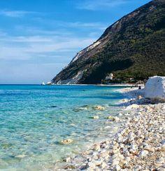 Riviera del Conero, Marche (where Francesca is from!)