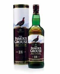 The Famous Grouse 18 Year Old Blended Scotch Whisky (750mL) |  Shop Scotch Whisky | ForWhiskeyLovers.com