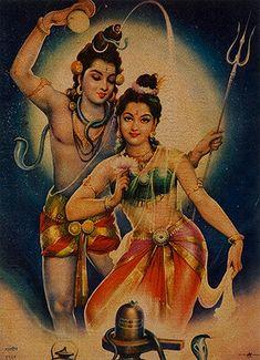 Raghuvir Mulgaonkar - Shiv Parvati @ Mumbai: Nexus of the Gods | StoryLTD