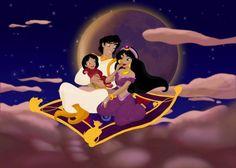 Le Principesse Disney hanno messo su famiglia