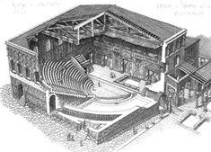 Teatro piccolo Odeon ricostruzione