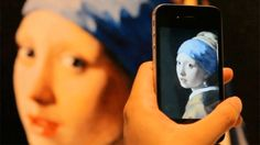 ARART iPhone app - Find the Animated GIFs Hidden in Classic Art - (even mine!)