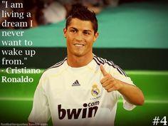 Cristiano Ronaldo quote.