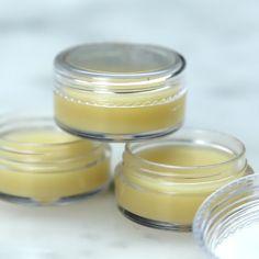 DIY Natural Lip Balm