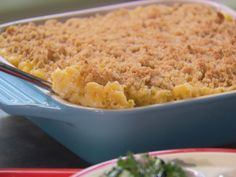 Baked Macaroni and Cheese recipe from Trisha Yearwood via Food Network