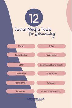 Social Media Poster, Social Media Images, Social Media Content, Marketing Tools, Social Media Marketing, Digital Marketing, Social Media Scheduling Tools, Social Media Tips, Stencil App