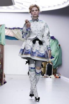 Meadham Kirchhoff @ London Womenswear S/S 2013 - SHOWstudio - The Home of Fashion Film