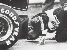 #Por Sempre perfeccionista.  #Eng Always perfectionist.  #SennaSempre #SennaForever