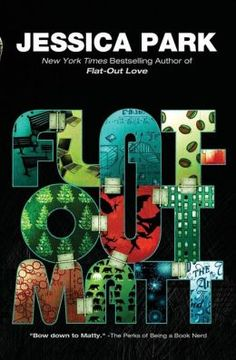 Flat-Out Matt by Jessica Park. Read Flat out Love first! This book has certain scenes taken from Matt's point of view.