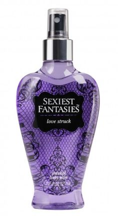 Get Love Struck with your Prom date ;)     Sexiest Fantasies Love Struck Fragrance Body Spray