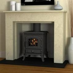 Hillandale Multi Fuel Stoves | Buy 5KW Monroe 5 Multi Fuel Stove - Defra approved Online | UK Stoves