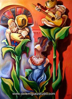 cuban musicians artwork | Recent Photos The Commons Getty Collection Galleries World Map App ...