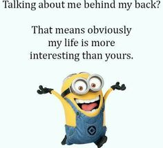 humor absurdo For all Minions fans this is your lucky day, we have collected some latest fresh insanely hilarious Collection of Minions memes and Funny picturess Funny Minion Memes, Minions Quotes, Funny Jokes, Funny Sarcastic, Minions Minions, Evil Minions, Sarcastic Quotes, Minion Talk, Minions Friends