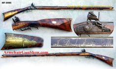 Jacob Dickert Pennsylvania long rifle