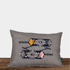 "12""x16"" Pillow - Relic #5"