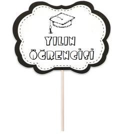 Graduation, School, Creative, Home Decor, Party, Decoration Home, Room Decor, Moving On, Home Interior Design