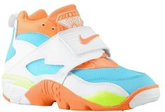Women And Men Nike Air Diamond Turf Orange Wite Blue Mint|only US$89.00 - follow me to pick up couopons.