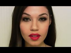 Love this girl - she's amazing. Makeup by Eman: Rihanna Red Carpet Makeup Tutorial