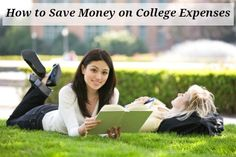 How to Save Money on College Expenses - 15 Ways to save on college expenses  Helps to have a kid who got a free ride  :-)  But still a lot of helpful information in there.