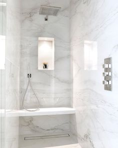 I really like this marble for a shower. A LOT.