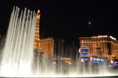 Las Vegas. The Strip