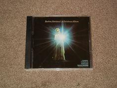BARBRA STREISAND A Christmas Album (CD, Music, Female, Sep-2001, Columbia)  #Christmas