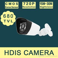 2015 Cheap CMOS 680TVL Lens 3.6/6MM Waterproof 4 H.LED Dome CCTV Camera Good Night Vision Without IR-CUT Online with $30.53/Piece on Yarsorcctvcamera's Store | DHgate.com