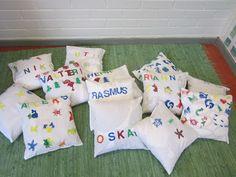 Open ideat: 1lk. tekstiilityö