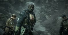 Agent Locke Mike Colter 2 e1406420947466 Halo 5 Cinematic Leaked During Stream of The Master Chief Collection!