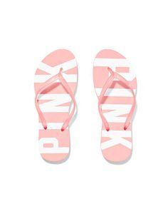 8f4f7ba85529 Flip-flop - PINK - Victoria s Secret Pink Sandals