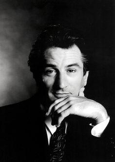 Robert De Niro by Greg Gorman