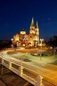Catedral Metropolitana, Fortaleza, Ceará, Brasil- let me help you book your next trip at www.triptopia.info