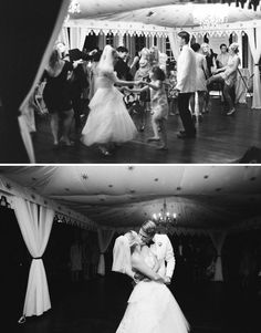Real Wedding: Parker Palm Springs Wedding- Star canopy!!