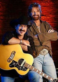 Brooks&Dunn....The only country music l really cared for!