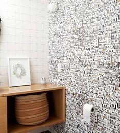 les papiers peints originaux vont transformer l ambiance a la maison archzine fr