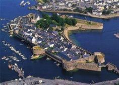 Concarneau, France - Bretagne - BZH - #Proud - Tout commence en Finistère