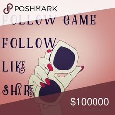 Grow with me Follow Game Help me reach 10K followers • Like this post • Follow me • Follow everyone else who has liked it • Tag your Posh PFF'S • Share it 💕 Accessories