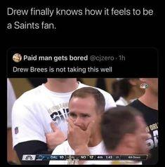New Saints, New Orleans Saints, Saints Football, Who Dat, Football Season, Lsu, Louisiana, Sports Teams, Feelings