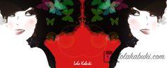 CHICA AFRO   Lola Kabuki  #love #art #watercolor #paintings #illustration