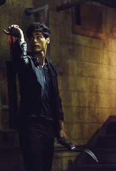 The Mortal Instruments, Shadowhunters - Alec