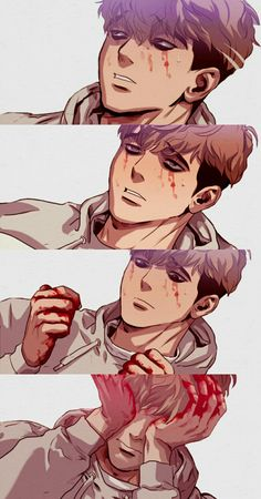 Killing Stalking / Sangwoo / #ks