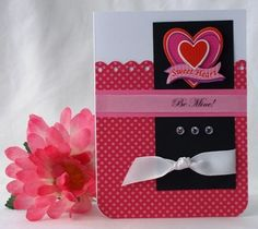 Discover many creative Valentine ideas and hand made card ideas that are fun to make. Homemade Valentine cards are great to give to loved ones. Homemade Valentine Cards, Valentine Day Cards, Homemade Cards, Creative Valentines Day Ideas, Valentines Card Design, Making Greeting Cards, Birthday Greeting Cards, Birthday Greetings, Handmade Greetings