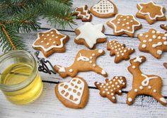 Christmas Treats, Christmas Holidays, Xmas, Baby Food Recipes, Sweet Recipes, Gingerbread Cookies, Holiday Recipes, Christmas Recipes, Paleo