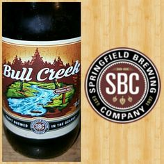 #735 BULL CREEK BROWN ALE • Springfield Brewing • Springfield, MO • ☆☆☆☆